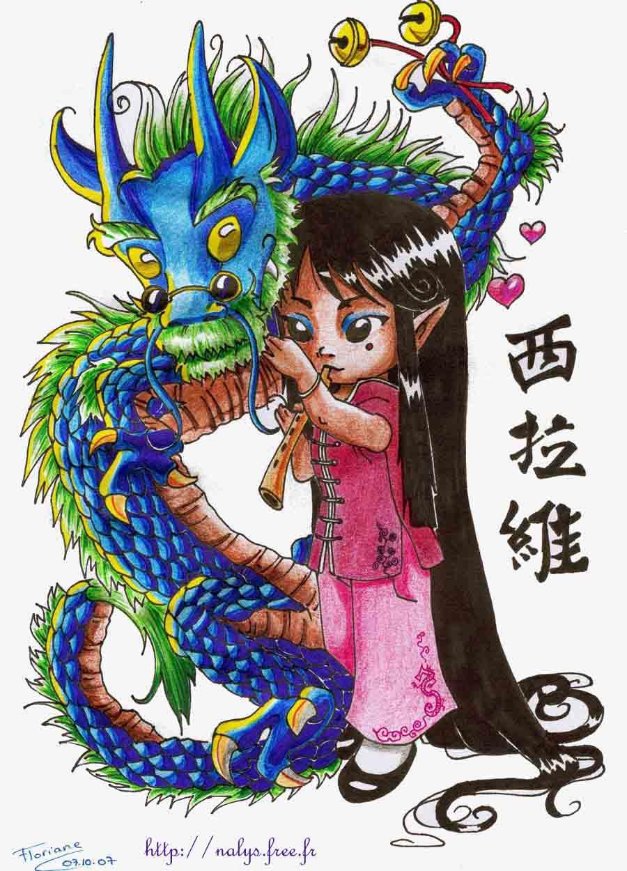 Le vieux dragon chinois photo de b 21 22 ans petites gribouilles biographie d 39 un coup de - Dessin de dragon chinois ...
